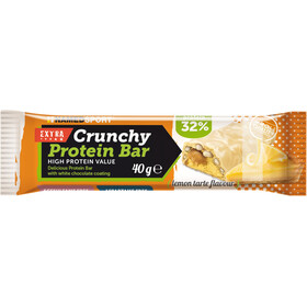 NAMEDSPORT Crunchy Protein Bar Box 24 x 40g Lemon Tarte